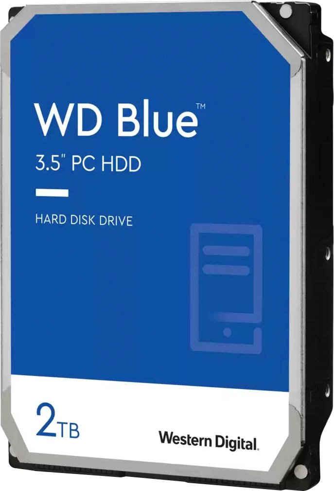 Western Digital »Blue« HDD-Festplatte (2 TB) 3,5)