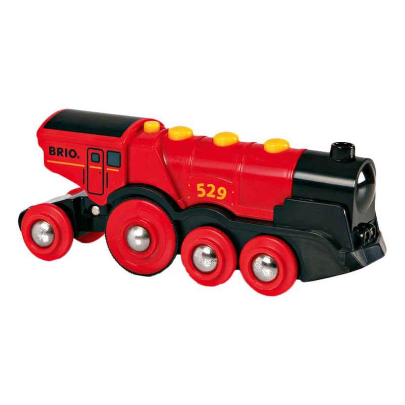 BRIO® Spielzeugeisenbahn-Lokomotive »Rote Lola«
