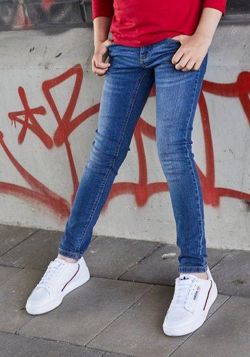 TOM TAILOR Polo Team Stretch-Jeans super skinny Form