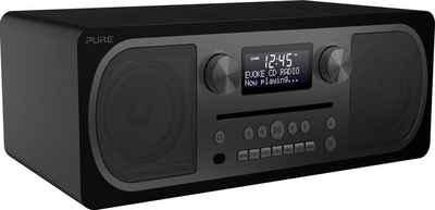 Pure »Evoke C-D6« Stereoanlage (Digitalradio (DAB), UKW mit RDS, 20 W)