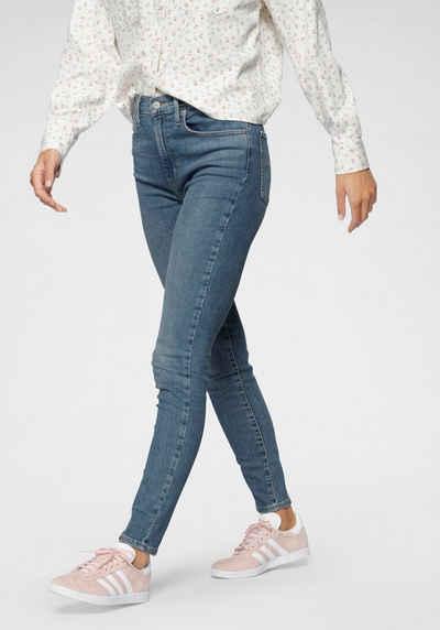 Levi's® Skinny-fit-Jeans »Mile High Super Skinny« High Waist