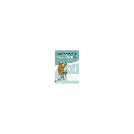Diesterweg Verlag Mathematik bärenstark, Ausgabe 2017: Trainingsheft 1x1