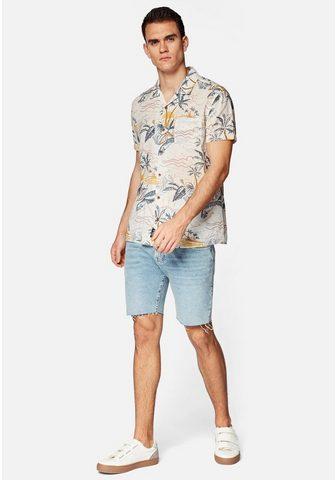 Mavi Hawaiihemd »raštuotas SHIRT« Marškinia...