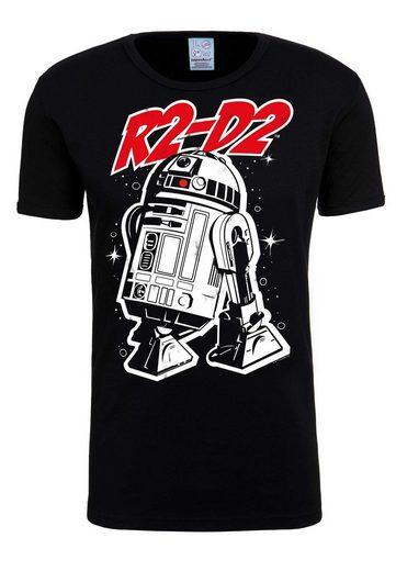 LOGOSHIRT T-Shirt mit Star Wars-Print »R2-D2«