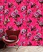living walls Fototapete »Walls by Patel Wild Roses 3«, glatt, (4 St), Bild 2