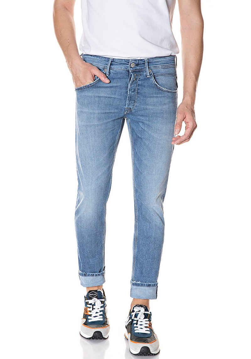 Replay Tapered-fit-Jeans »WILLBI«