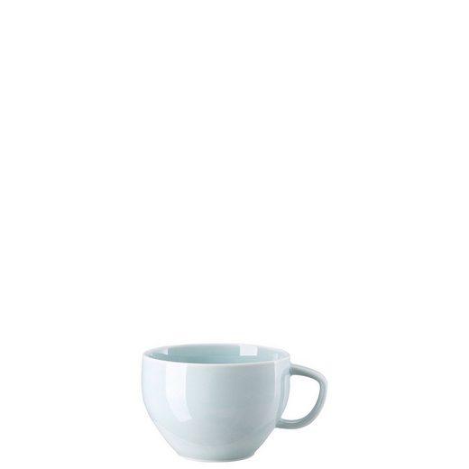 Rosenthal Latte-Macchiato-Tasse »Junto Opal Green Cafe au Lait Obertasse«, Porzellan