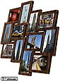 empireposter Bilderrahmen Collage »Collage Helsinki Kupfer«, Bild 2