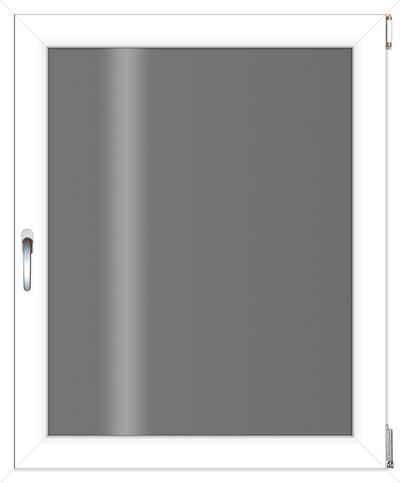 RORO Türen & Fenster Kunststofffenster, BxH: 90x120 cm, ohne Griff