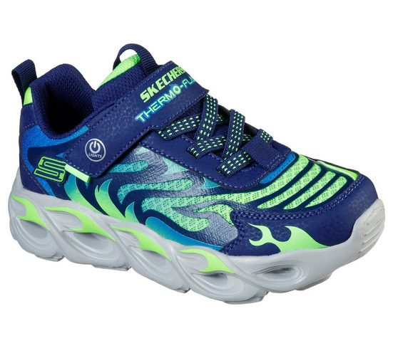 Skechers Kids »THERMO-FLASH« Sneaker mit blinkender Laufsohle