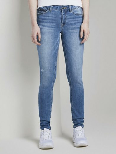 TOM TAILOR Denim Skinny-fit-Jeans »Jona ExtraSkinny Jeans«