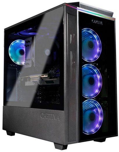 CAPTIVA Advanced Gaming I60-443 Gaming-PC (Intel Core i7 10700KF, GeForce RTX 3060, 32 GB RAM, 1000 GB SSD, Luftkühlung)