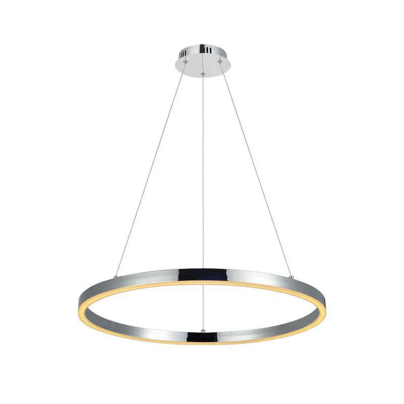 s.LUCE Pendelleuchte »LED Ring 80 Dimmbar«
