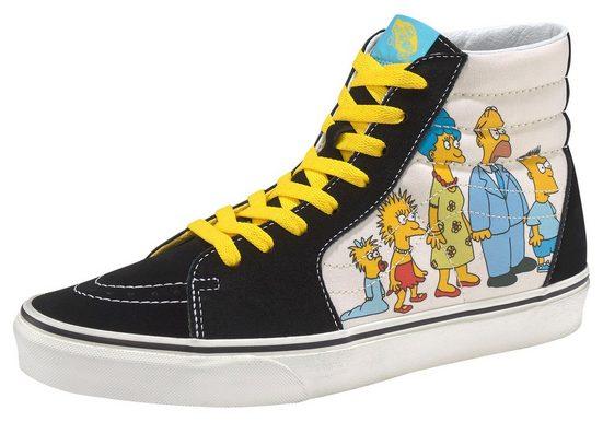 Vans »SK8-Hi x THE SIMPSONS« Sneaker