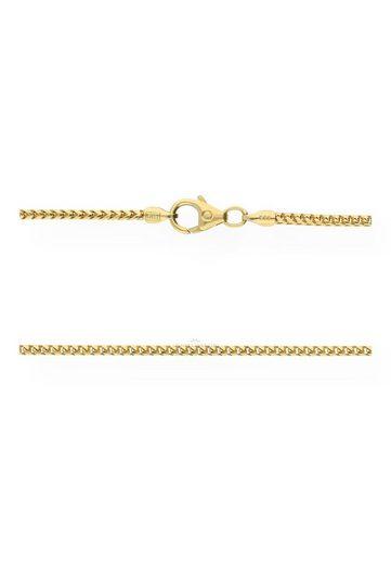 JuwelmaLux Goldkette »Bingokette Gold«
