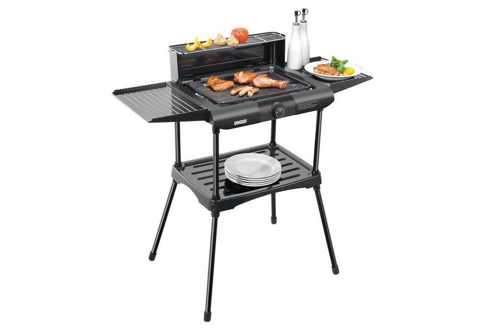 Unold Barbecue-Grill Vario 58565 in schwarz