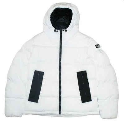 Champion Winterjacke »Champion Herren Hooded Jacket white«