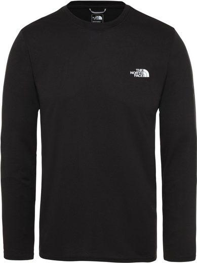 The North Face Sweatshirt »Reaxion Amp Langarm Rundhalsshirt Herren«