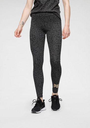 PUMA Leggings »ESS+ AOP Leggings«