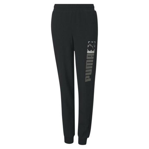 PUMA Jogginghose »Active Sports Youth Sweatpants«