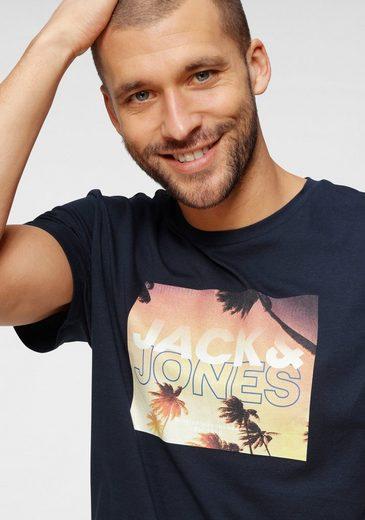 Jack & Jones T-Shirt »AZURE TEE«