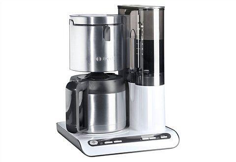 BOSCH Filterkaffeemaschine Styline TKA8651, 1,15l Kaffeekanne, Papierfilter 1x4
