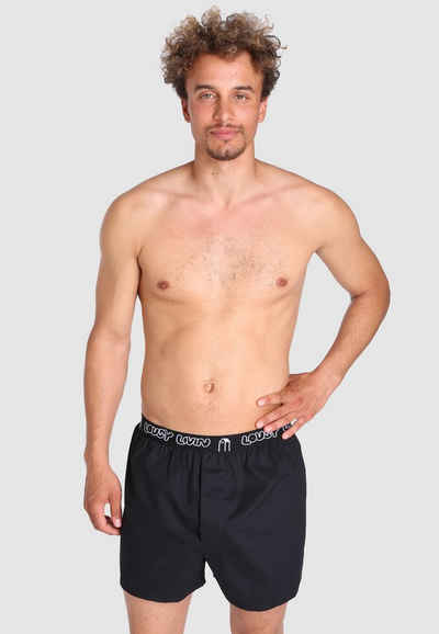 Lousy Livin Boxershorts »Boxer Briefs« in bequemer Passform