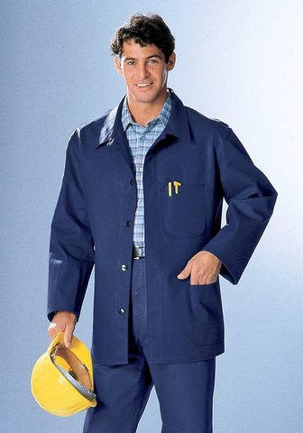 CLASSIC Catamaran куртка рабочая из чистый хло...
