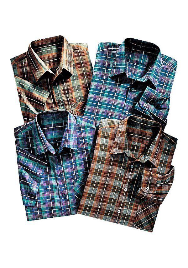 Kaufen Baumwolle2 StckOnline Aus Hemd Reiner POk80wn