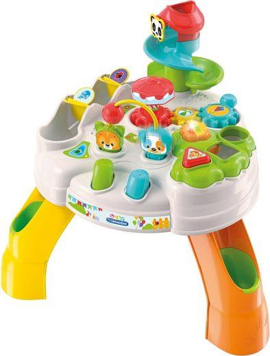 Clementoni® Spieltisch »Baby Park Activity Table«, mit Licht und Sound