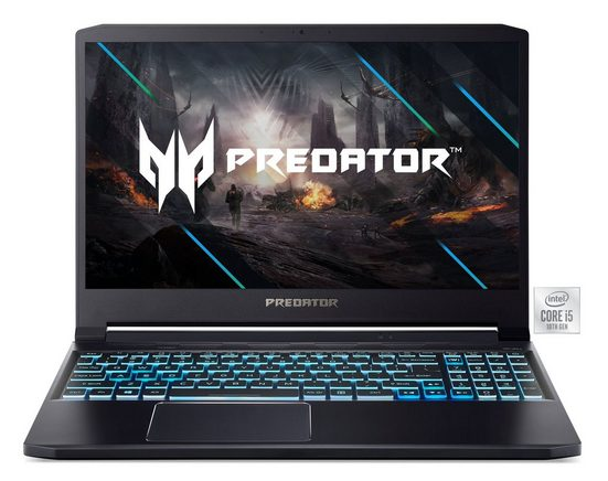 Acer PT315-52-51U8 Gaming-Notebook (39,6 cm/15,6 Zoll, Intel Core i5, GeForce GTX 1660 Ti, 0 GB HDD, 512 GB SSD)