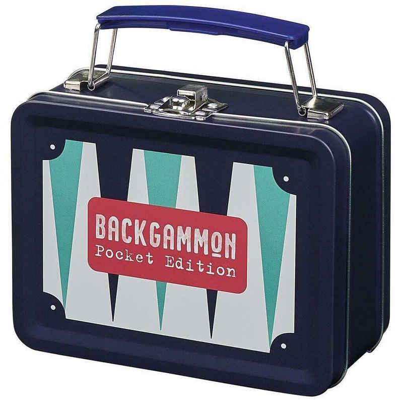 moses Spiel, »Fernweh Backgammon - Pocket Edition«