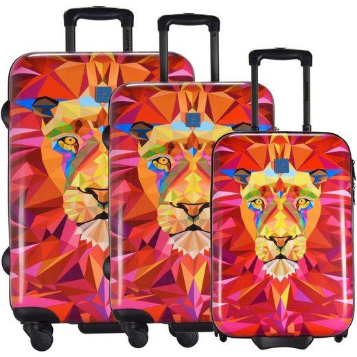 Saxoline® Jungle Lion Kofferset 3tlg.