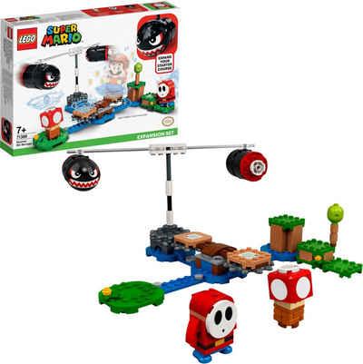 LEGO® Konstruktionsspielsteine »Riesen-Kugelwillis – Erweiterungsset (71366), LEGO® Super Mario«, (132 St), Made in Europe