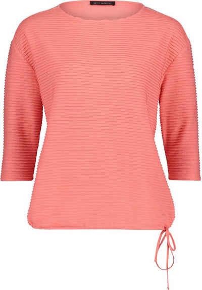 Betty Barclay Sweatshirt mit Strukturmuster