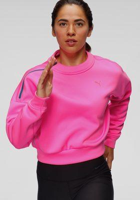 Sweatshirt »Train Brave Zip Crew Sweatshirt«