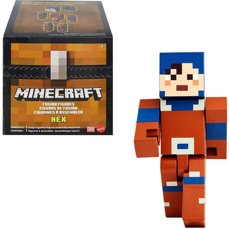 Mattel® Actionfigur »Minecraft Fusion Große Figur Hex«