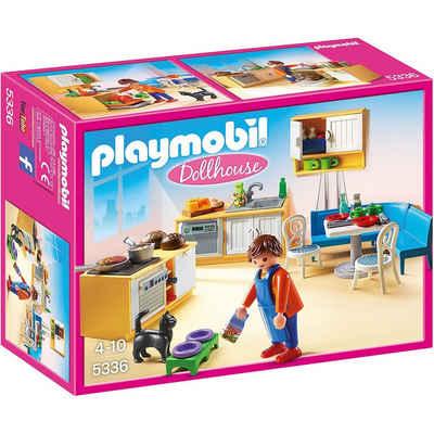 Playmobil® Spielfigur »PLAYMOBIL® 5336 Einbauküche mit Sitzecke«