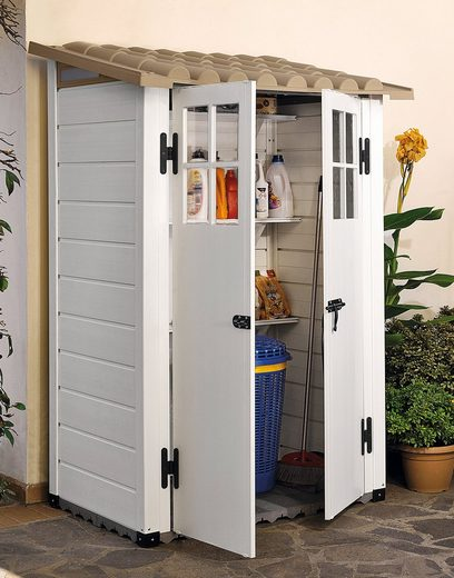 Garofalo Gerätehaus »EVO 100.2P«, BxT: 123x83 cm