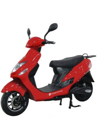 GreenStreet E-Motorroller »eCity« 1500 W 45 km/h