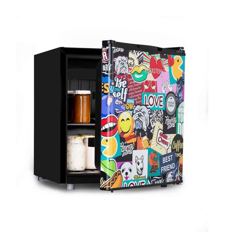 Klarstein Kühlschrank 10035253, 51 cm hoch, 45 cm breit