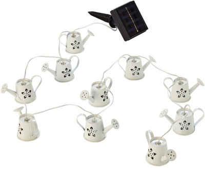 LED-Lichterkette »Gießkannen«