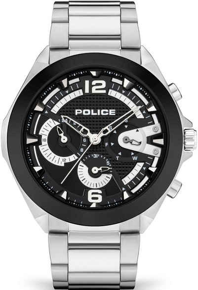 Police Multifunktionsuhr »ZENITH, PEWJK2108741«