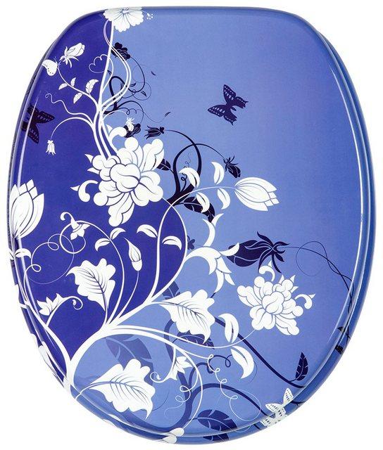 WCs und Zubehör - Sanilo WC Sitz »Blumenzauber«, mit Absenkautomatik  - Onlineshop OTTO