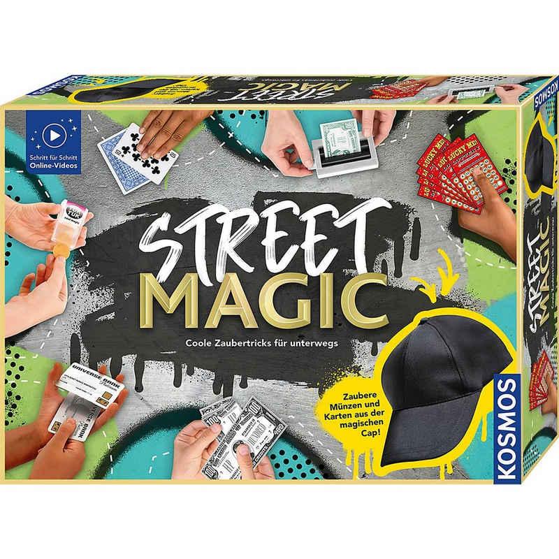 Kosmos Zauberkasten »Street Magic - Coole Zaubertricks für unterwegs«