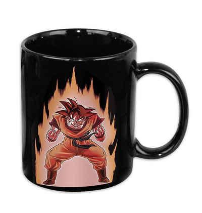 ABYstyle Tasse »Dragon Ball Z Tasse mit Thermoeffekt Goku«