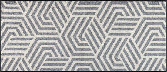 Teppich »Odin«, wash+dry by Kleen-Tex, rechteckig, Höhe 7 mm, In- und Outdoor geeignet, waschbar, Wohnzimmer