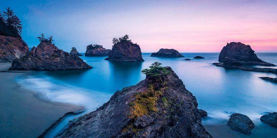 KOMAR Vliestapete »Secret Beach«