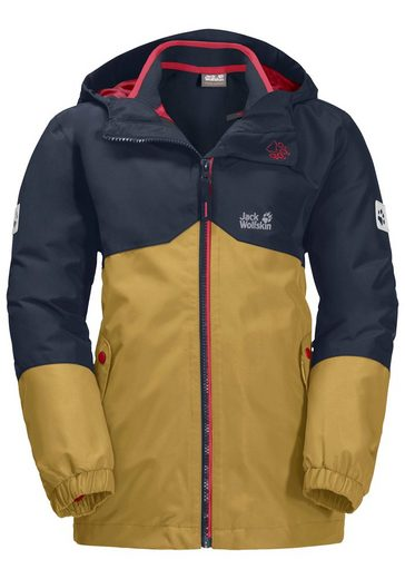 Jack Wolfskin 3-in-1-Funktionsjacke »B ICELAND 3IN1 JKT«