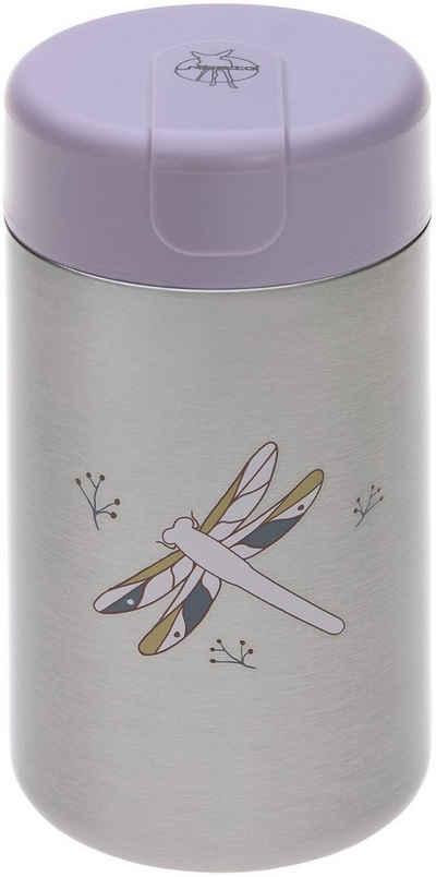 LÄSSIG Thermobehälter »Adventure Dragonfly«, Edelstahl, Polyprophylen (PP), Silikon, (1-tlg)